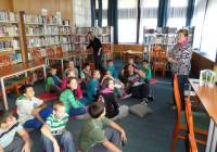 Könyvtárban jártunk