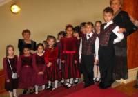 Tanulóink az operában