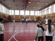 Mercedes Benz Kosárlabda Akadémia kosárlabda bemutatója