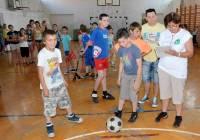 Sportnapot rendezett az Ölelő Kéz Ápolási és Hospice Alapítvány
